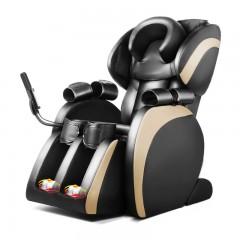 航科家用按摩椅全自动全身电动多功能太空舱按摩器老人沙发椅 智能大腿气囊按摩 脚底3D推拿