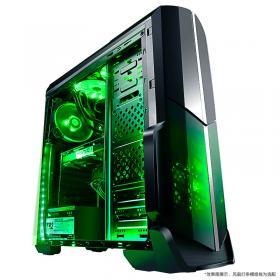 名龙堂i7 6700升7700 GTX1060 6G台式电脑主机DIY游戏组装整机 升6GB独显 送正版WIN10 一年上门